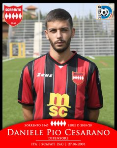 Daniele Pio Cesarano