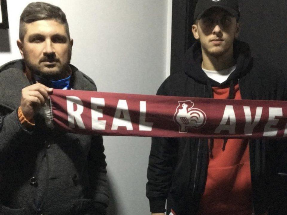 Real Aversa, tesserato Casillo