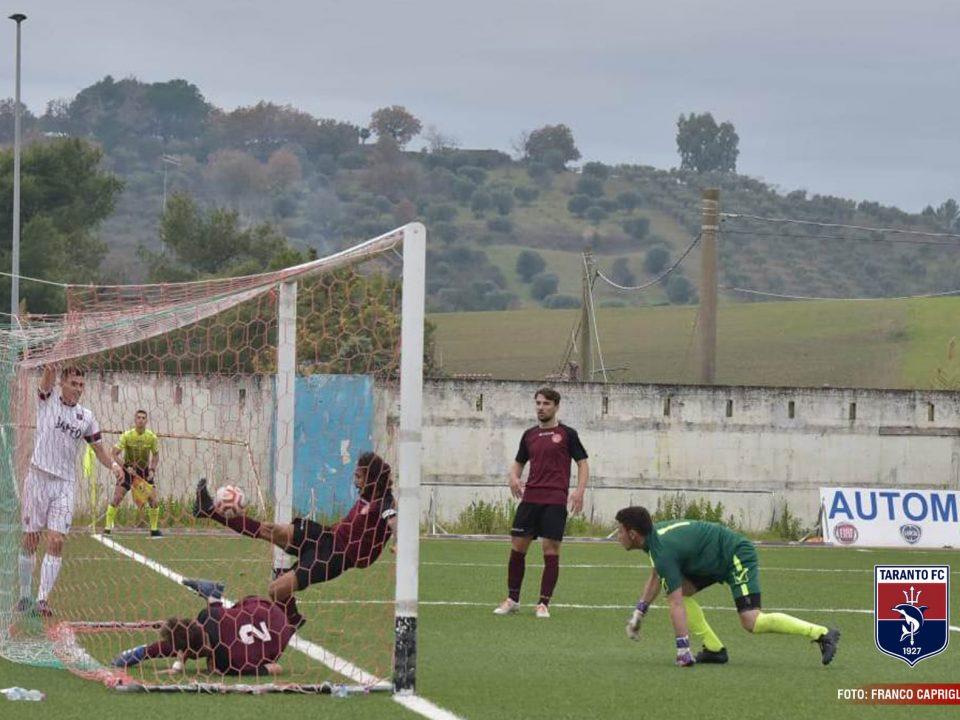 Taranto - Real Aversa 2-1