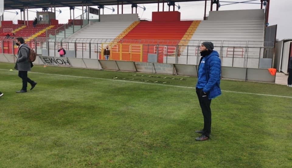 Real Agro Aversa, c'è un nuovo preparatore atletico