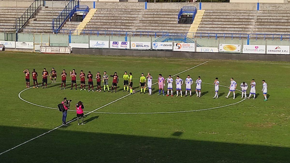 Brindisi - Real Agro Aversa 0-1