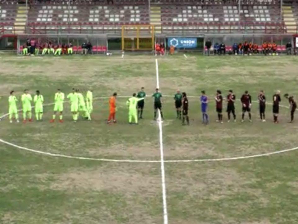 Real Agro Aversa - AZ Picerno 1-2. Tabellino e commento