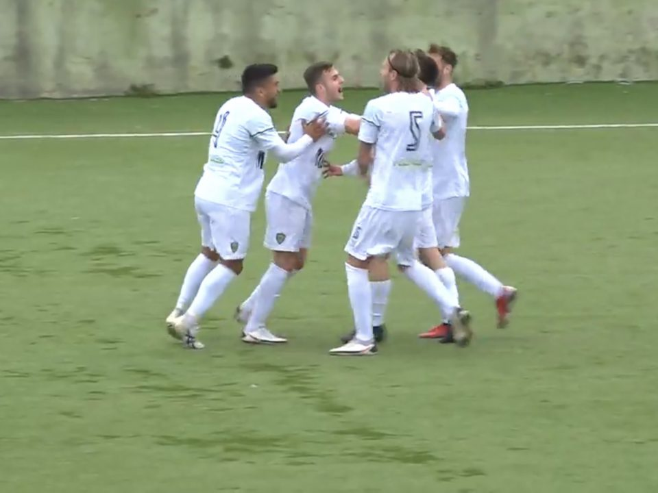 Real Agro Aversa - Bitonto 0-1. Tabellino e commento