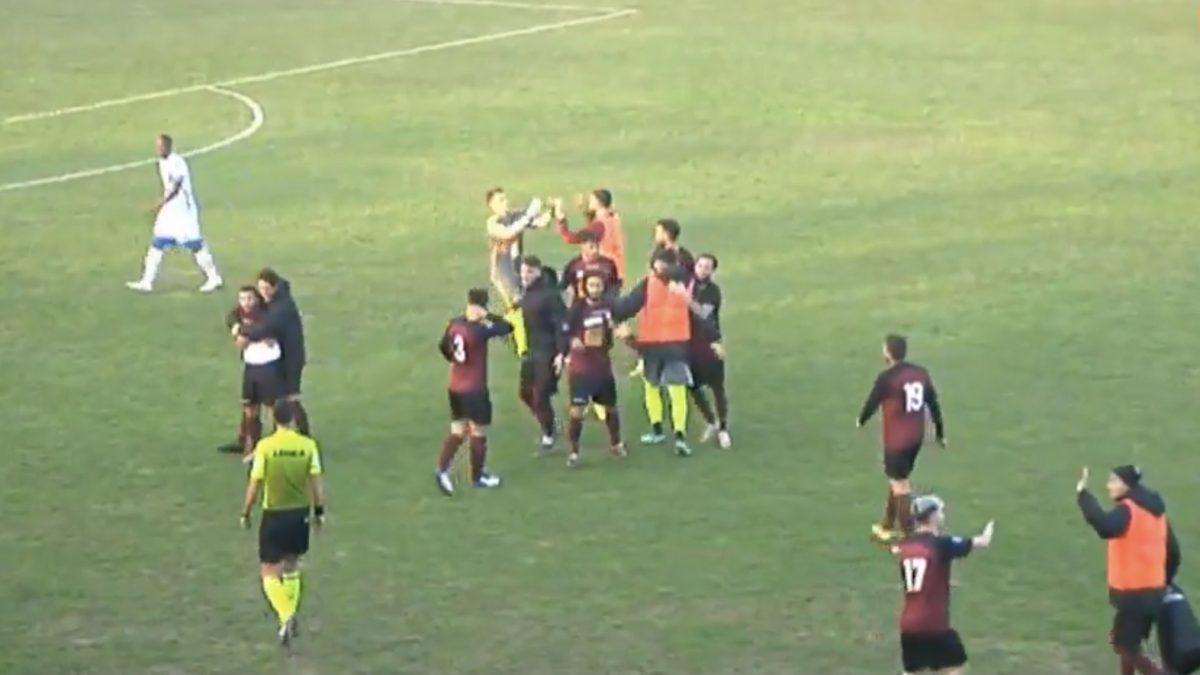 Brindisi - Real Aversa 0-1, le pagelle dei granata