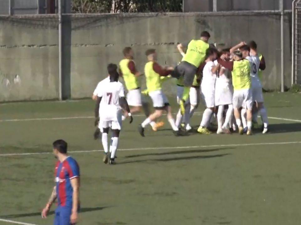 Real Agro Aversa - Casarano 2-0. Tabellino e commento