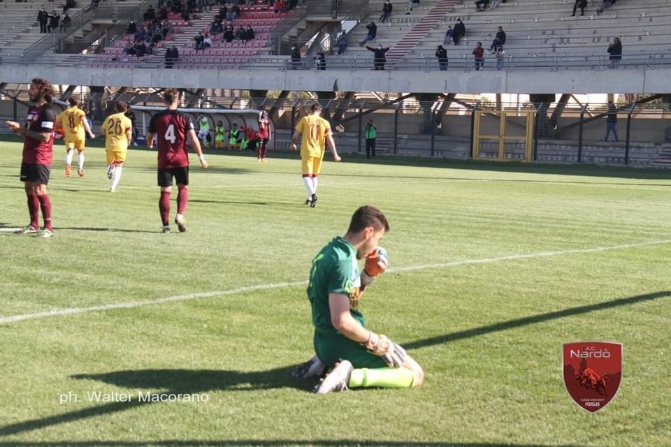 Nardò - Real Agro Aversa 5-0