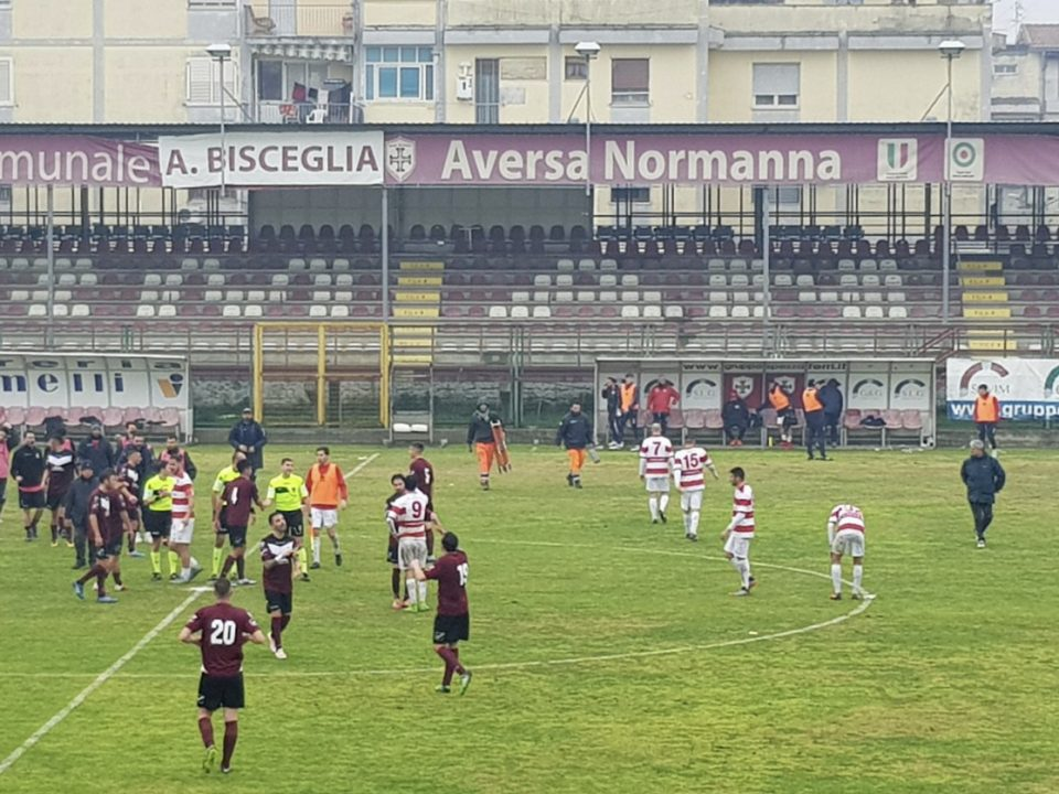 Aversa Normanna - Team Altamura 2–1