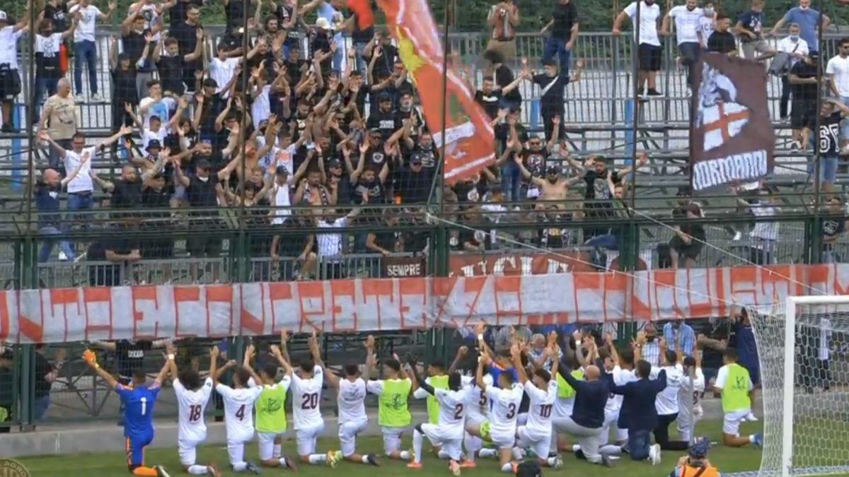Real Aversa - Puteolana 2-1