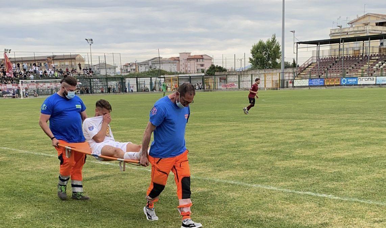 Real Agro Aversa - Puteolana 2-1