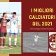 I migliori calciatori 2021 del Real Agro Aversa