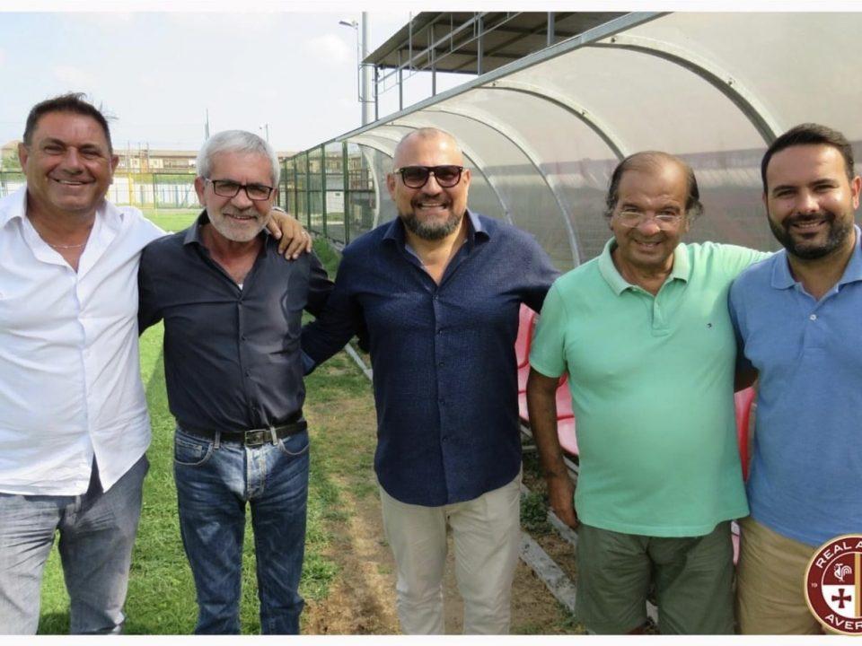 Real Agro Aversa, Max Lombardi è il nuovo club manager