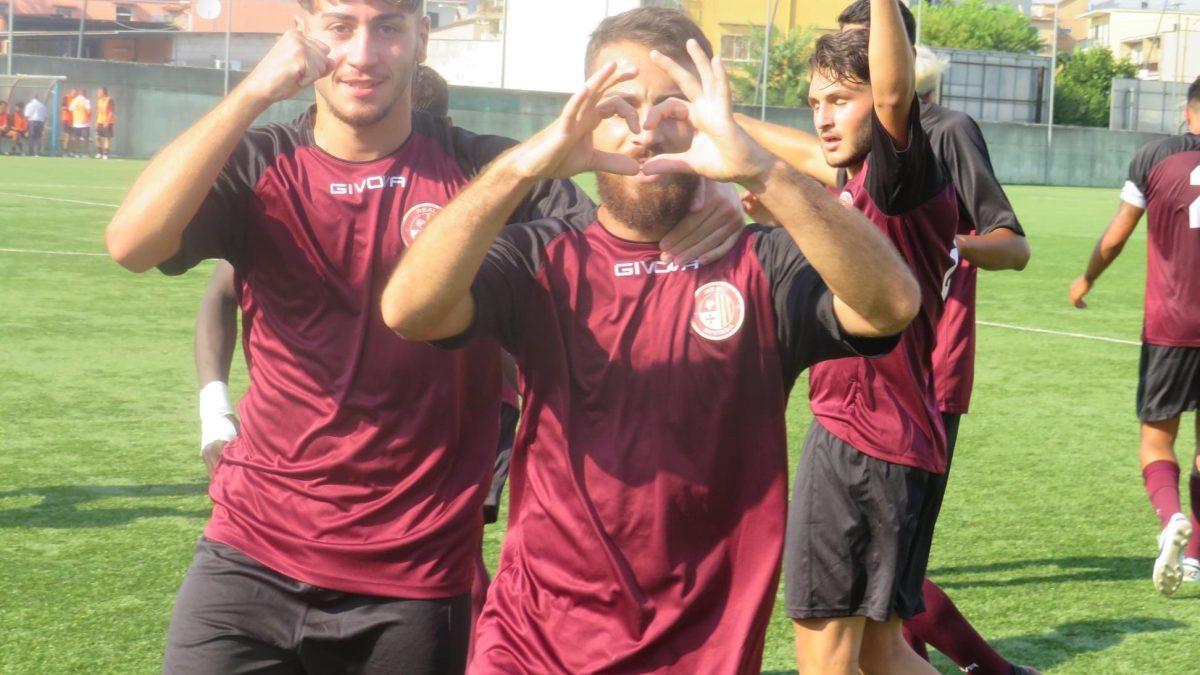 Coppa Italia, Afragolese - Real Aversa 2-1