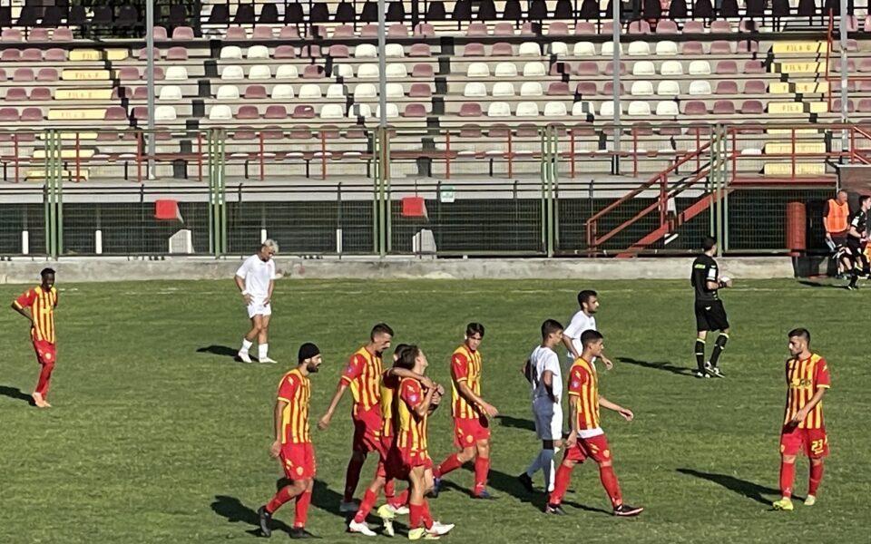 Real Agro Aversa - Polisportiva Santa Maria 0-3. Tabellino e commento