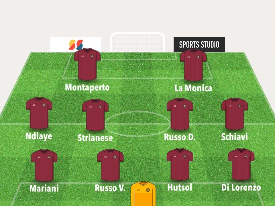 Real Aversa - San Luca 0-0. Tabellino e commento